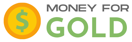 money for gold logo