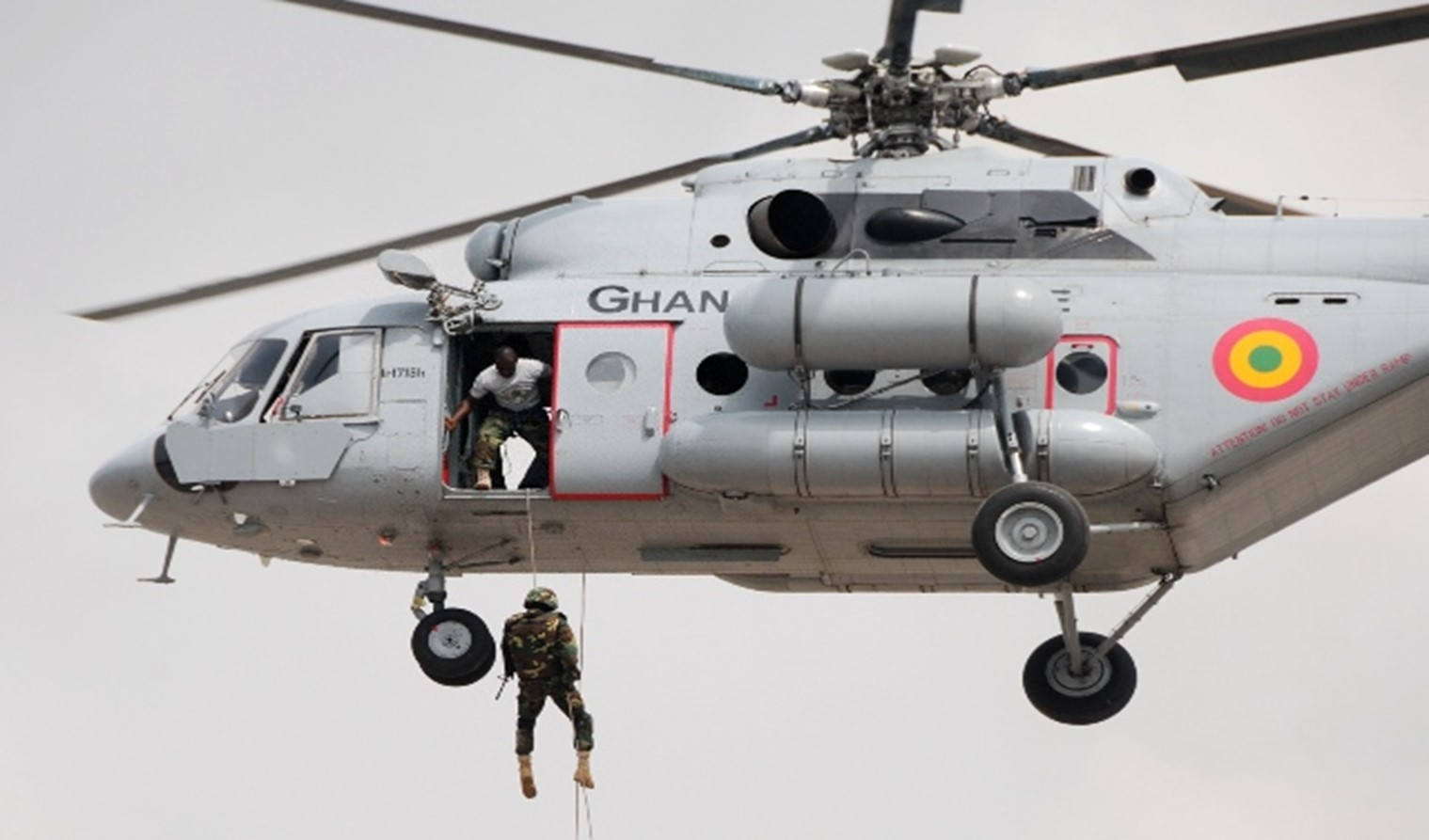BANK OF GHANA TO USE HELICOPTERS TO CIRCULATE CASH OVER ATTACKS ON BULLION VANS- DR. ERNEST ADDISON - PAN AFRICAN VISIONS