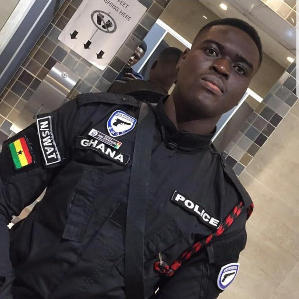 Bullion van robbery: Murdered police officer died few days to his birthday - Adomonline.com
