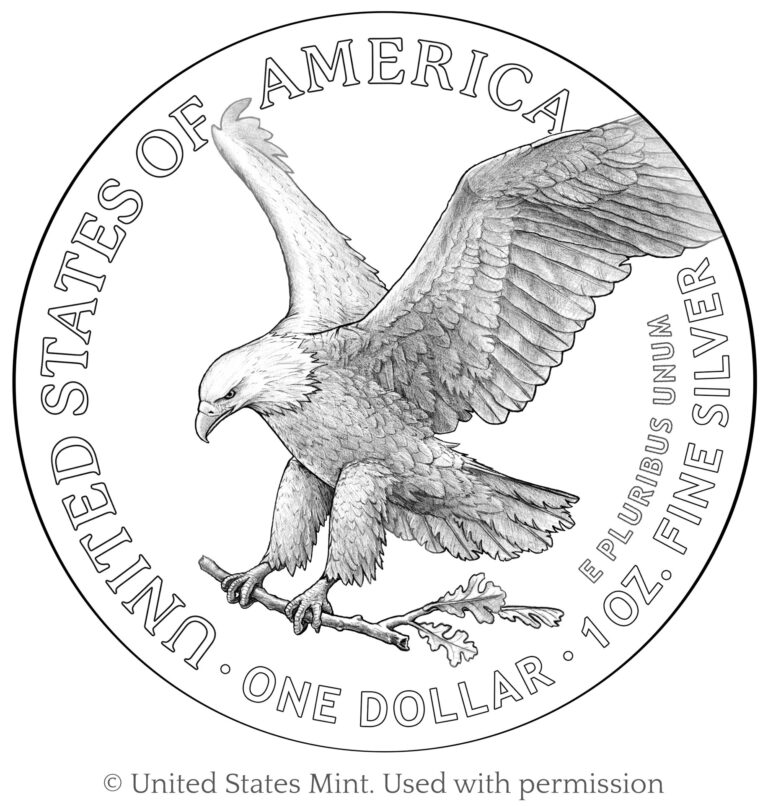 Changes Coming to Both Sides of the 2021 American Silver Eagle - Bullion Shark