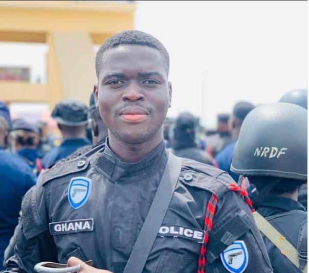 GHS20,000 bounty placed on killers of policeman in Jamestown bullion van robbery - ABC News Ghana