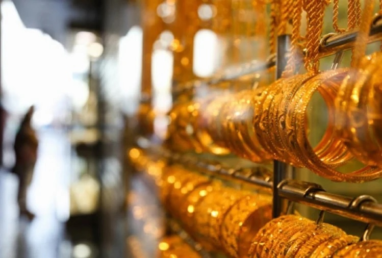 Gold-silver: Fall in the price of gold, silver became cheaper by Rs 414, know how much is the price | NewsCrab