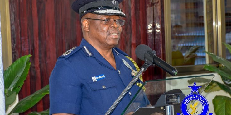 IGP meets BoG officials; reiterates threat to withdraw officers escorting bullion vans