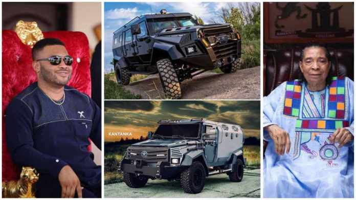 James Town robbery: Kantanka to provide new armoured bullion van