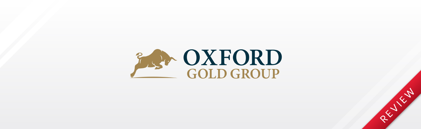 Oxford Gold Group Review | Gold IRA Guide