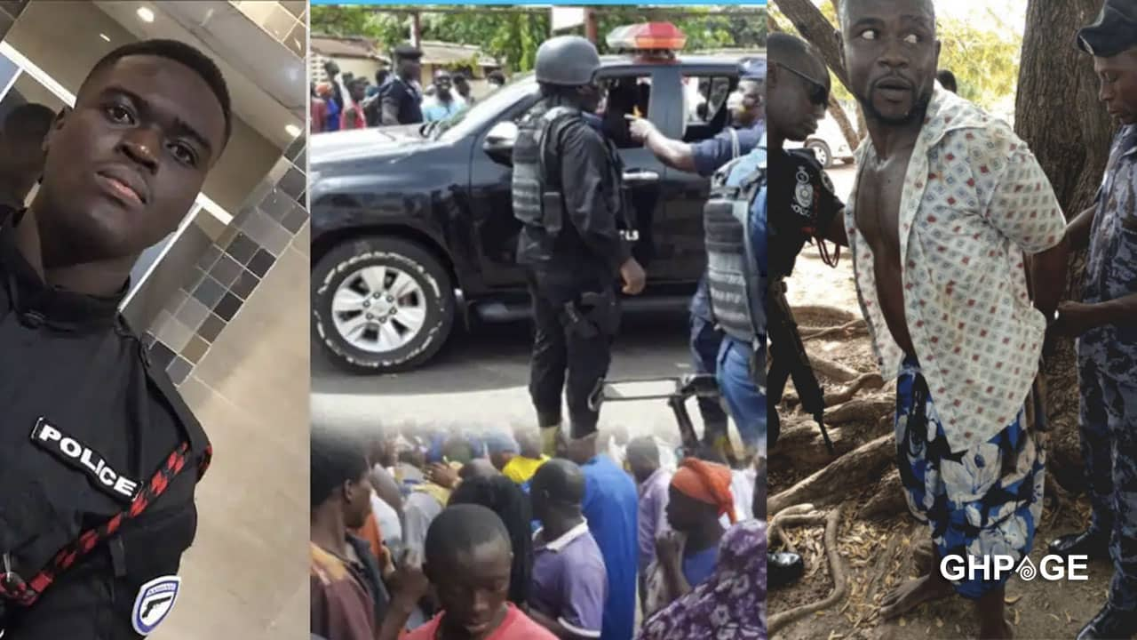 Police pick up one person in connection to the Korle Bu Bullion van robbery - GhPage