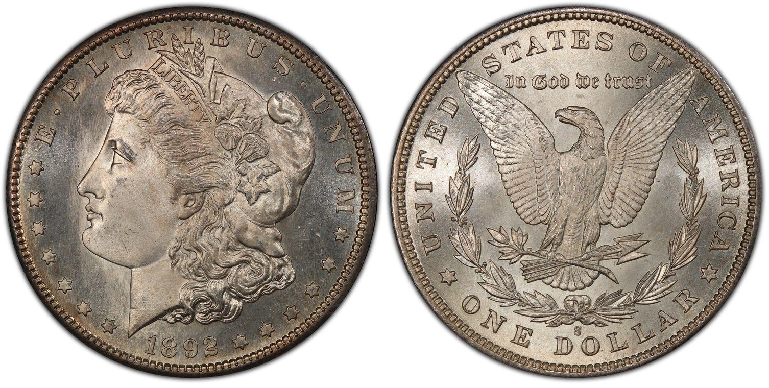 Some Undervalued Morgan Silver Dollars - Bullion Shark