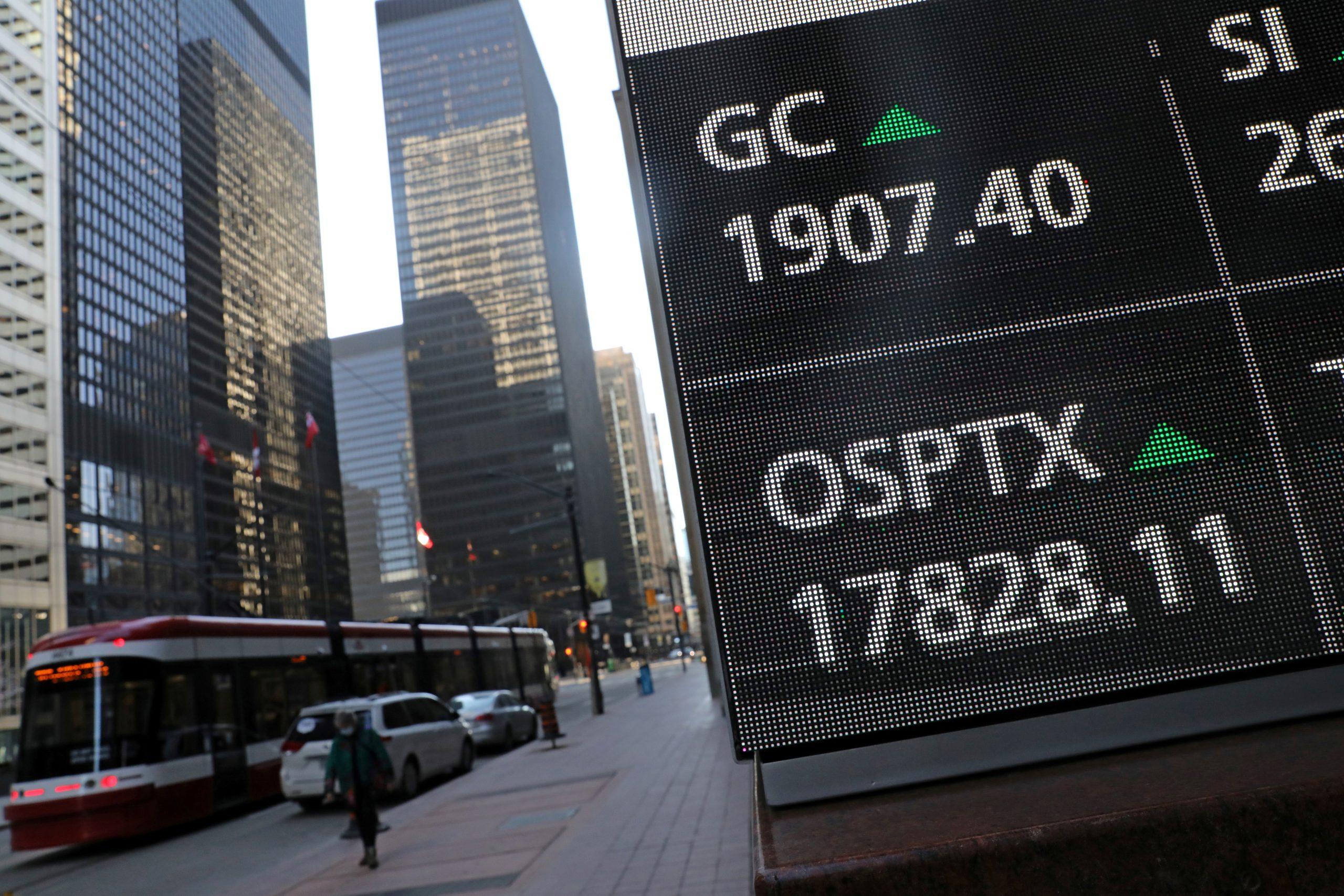 TSX futures down on weaker bullion prices; BoC decision awaited  | SaltWire