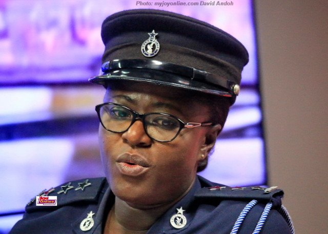 GHS20,000 bounty placed on killers of policeman in Jamestown bullion van robbery - Daily View Gh NEWS Daily View Gh