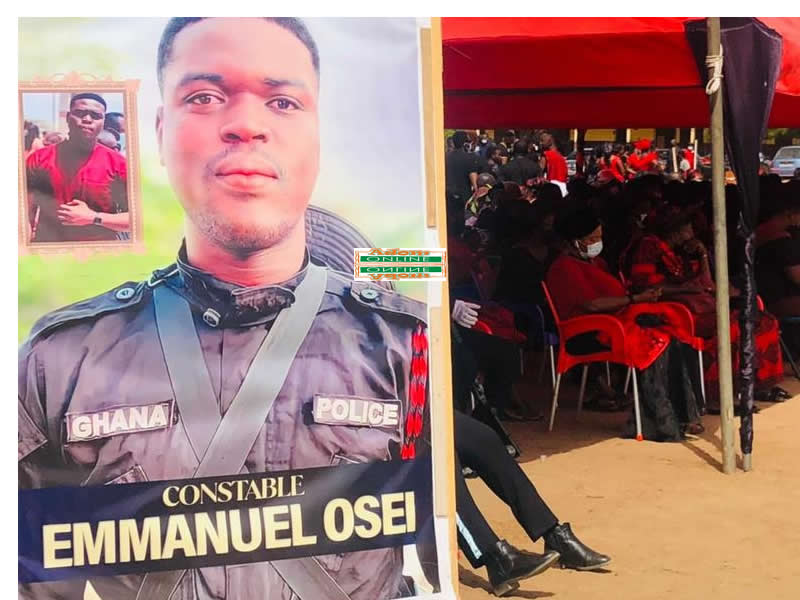 Policeman killed in bullion van robbery promoted to Lance Corporal -