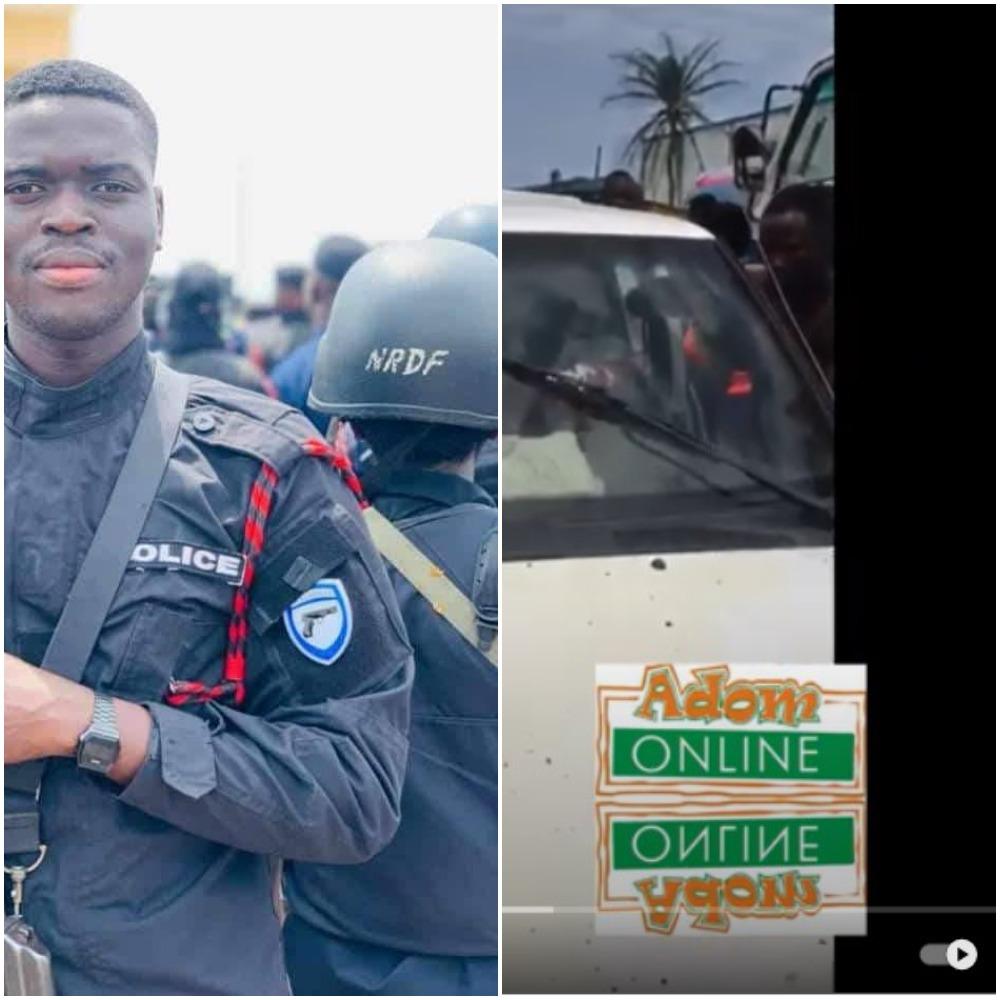 Shocking details emerge about policemen on bullion van escort