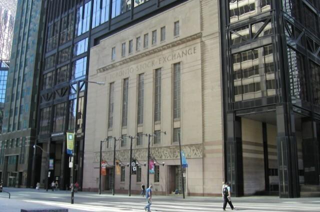 Toronto Stock Exchange up as mining stocks gain on stronger bullion