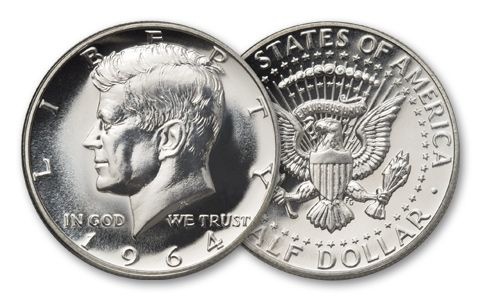 What You Need to Know About the 1964 Kennedy Half Dollar - Bullion Shark