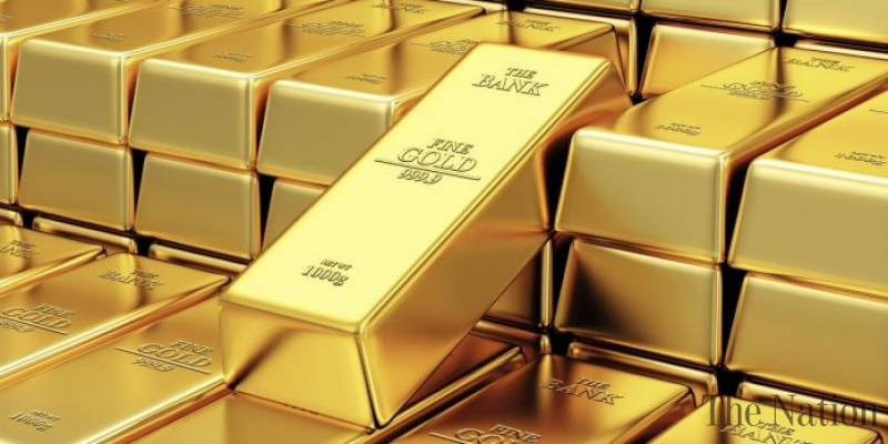 Gold price declines by Rs300 to Rs 110,300 per tola