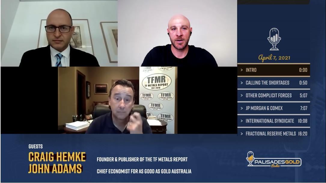 John Adams & Craig Hemke Interview: A New Silver Revolution is Sweeping the World - Ottawa Bullion