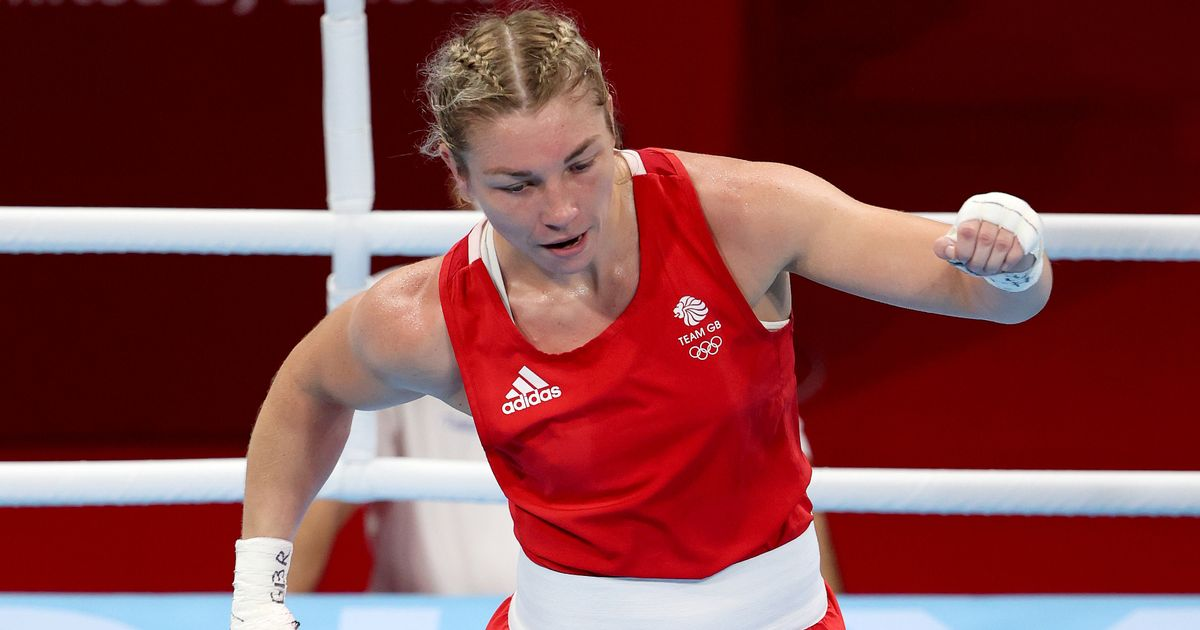 Lauren Price wins boxing gold at Tokyo 2020 as Team GB match London 2012 medal tally - Mirror Online