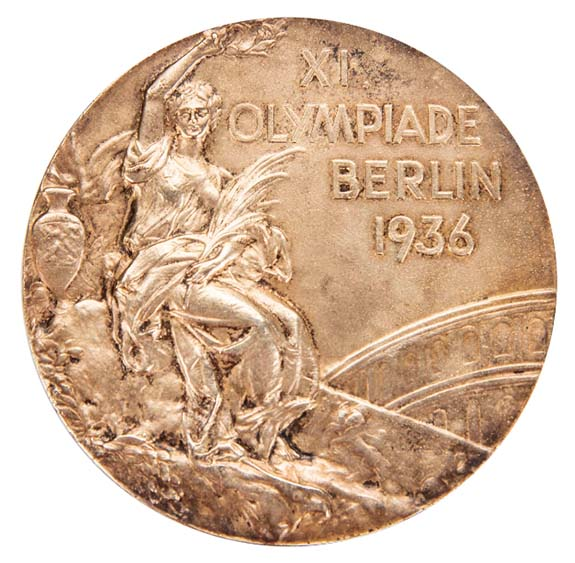 Tokyo Olympic Gold Medal Has a Melt Value of $832, But This One From 1936 Fetched $1.46MM | Diamond Designs | Orange, CT Jewelry Store