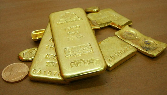Gold price in Pakistan surges in line with international market