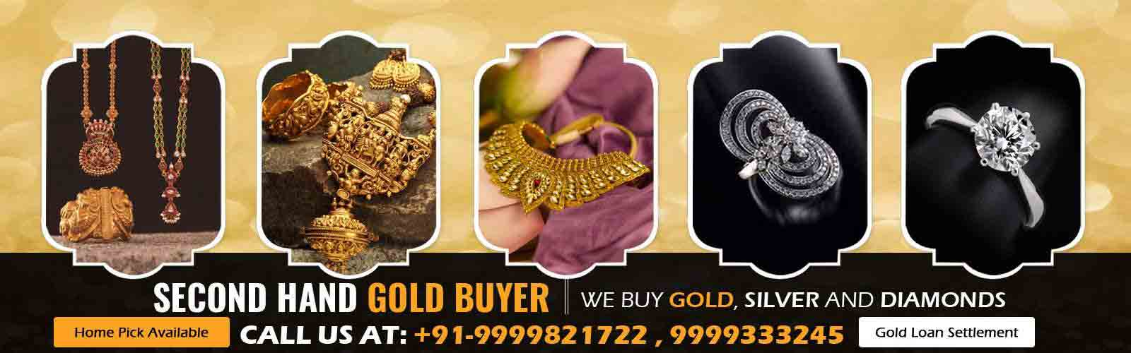 How to Sell Gold in Noida India