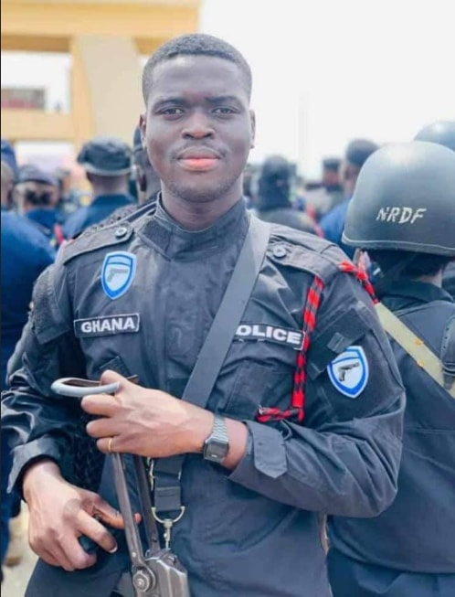Police Officer Killed in Bullion Van Robbery Was to Receive Ghc 125 for One Week - GhanaCelebrities.Com