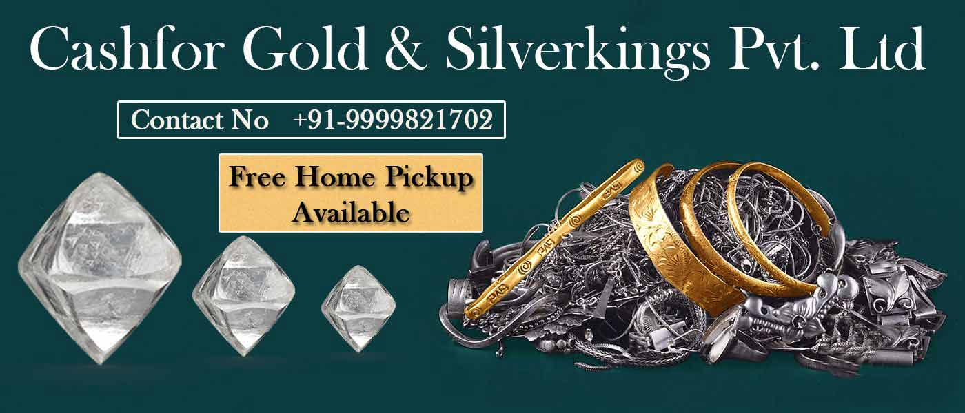 Sell Gold from Home | Cash for Gold Home Pickup Service