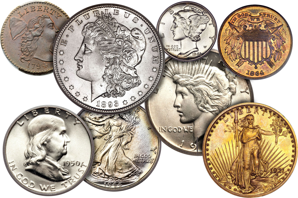 Strategies for Building a Coin Collection   Rocky Mountain Coin - Buy & Sell Gold & Silver Wisely in Denver, CO   Rocky Mountain Coin